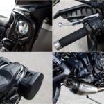 Si te estás pensando comprar la nueva Yamaha Tracer 700, atento a estos accesorios originales