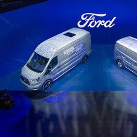 La Ford Transit 100% eléctrica llegará en 2021 acompañando a las Transit y Tourneo Custom híbridas enchufables