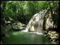 Agua Caliente, la única cascada termal del mundo