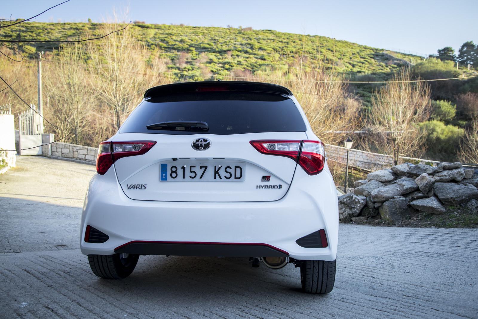 Foto de Toyota Yaris GR Sport - Exteriores (10/31)