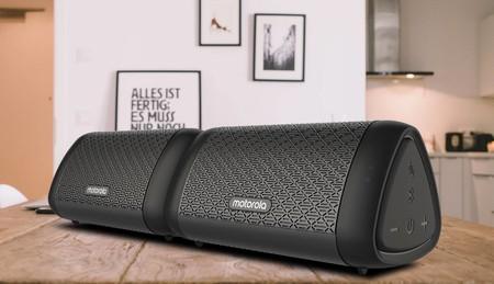 Motorola presenta los altavoces gemelos Sonic Sub 630 Bass Twin: sin cables, resistentes al agua y modulares