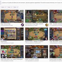 Escoger que stream ver de Overwatch o Hearthstone en Twitch nunca ha sido tan fácil
