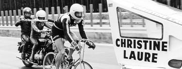 El loco intento de alcanzar 240 km/h en bicicleta a rebufo de un Porsche 935 Turbo de 800 CV