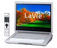 LaVie T LT900/ED de NEC con HD TV