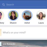 """Facebook se une al tren de las """"historias"""" para competir con Snapchat"""