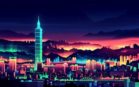 wallpaper pixel art