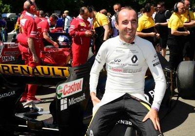 Robert Kubica está más cerca de volver a la Fórmula 1 de lo que jamás habríamos imaginado