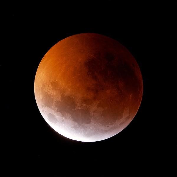 Este 16 de julio puedes ver un eclipse parcial de Luna si vives visible en Sudamérica, África, Asia, Oceanía y Europa