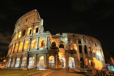 La restauración del Coliseo será pagada por una marca de zapatos