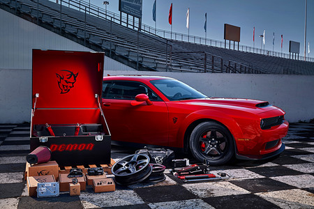 Dodge Challenger Srt Demon 2017 23