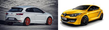 ¿Conseguirá el Renault Mégane R.S. 275 Trophy batir al SEAT León Cupra en el Norsdschleife?