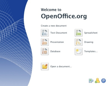 OpenOffice.org 3.1, con muchas mejoras