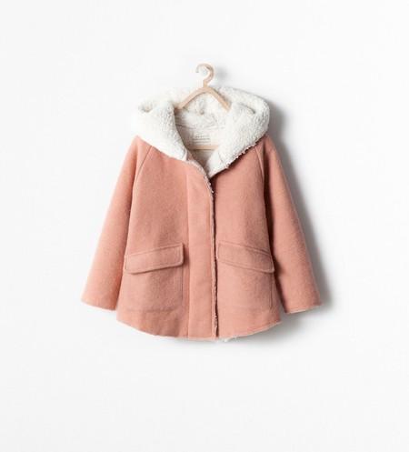 Abrigo vestir nina zara