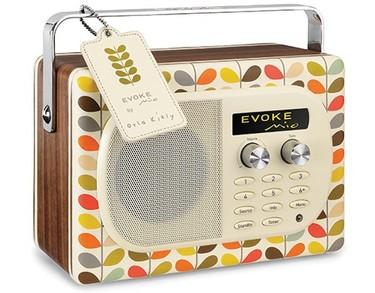 Radios Evoke Mio, vuelve la época del transistor