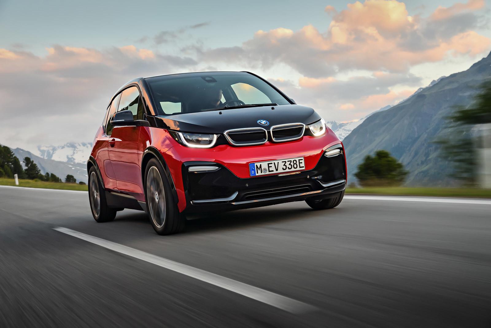 Foto de BMW i3 y i3s 2018 (75/139)