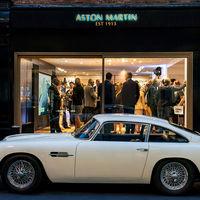 Works Heritage: el concesionario 'sólo apto para deportivo clásicos' que Aston Martin ha abierto en Londres
