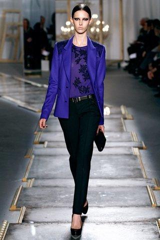 Jason Wu en la Semana de la Moda de Nueva York otoño-invierno 2011/2012