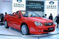 Más fotos del BYD F8, el Mercedes Megane-CLK chino