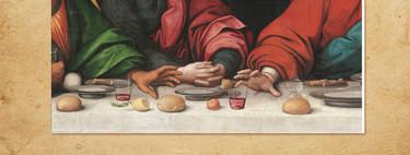 Disfruta de 'La última cena' de Leonardo da Vinci hasta el último detalle gracias esta versión digitalizada por Google