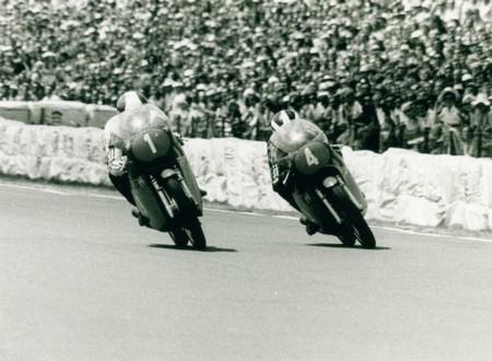 Giacomo Agostini Phil Read Mv Agusta