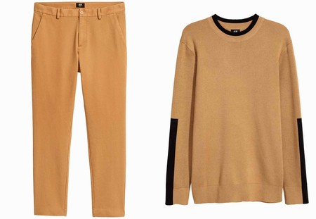 H M Trends Camel Color Pre Fall Winter 2017 2
