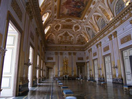 Sala Del Trono Caserta