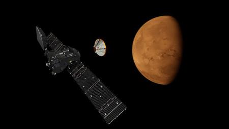 La búsqueda de vida en Marte comienza hoy: la sonda Schiaparelli aterriza en el planeta rojo