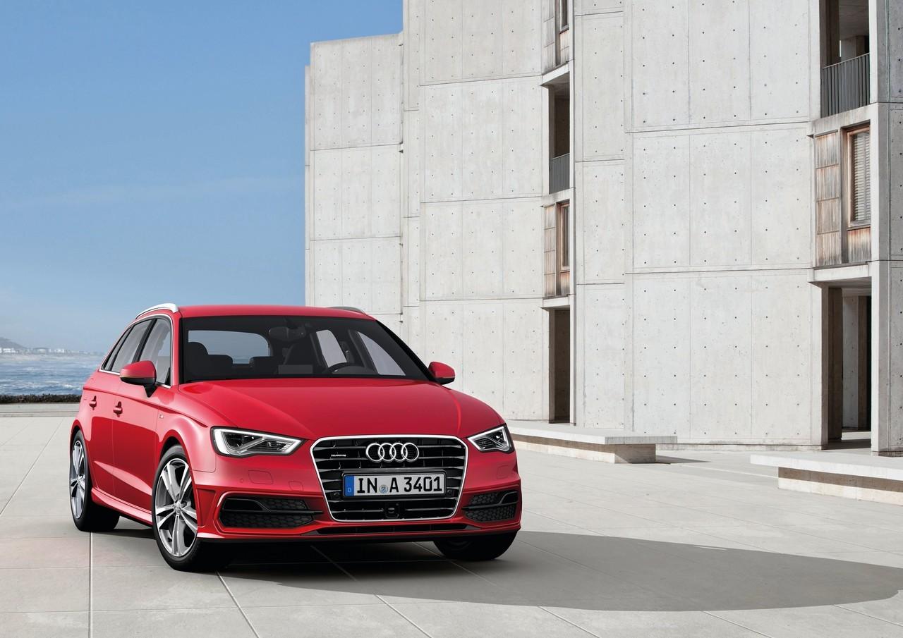 Foto de Audi A3 Sportback 2013 (9/52)