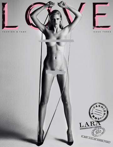 Foto de Top models desnudas en Love (6/8)