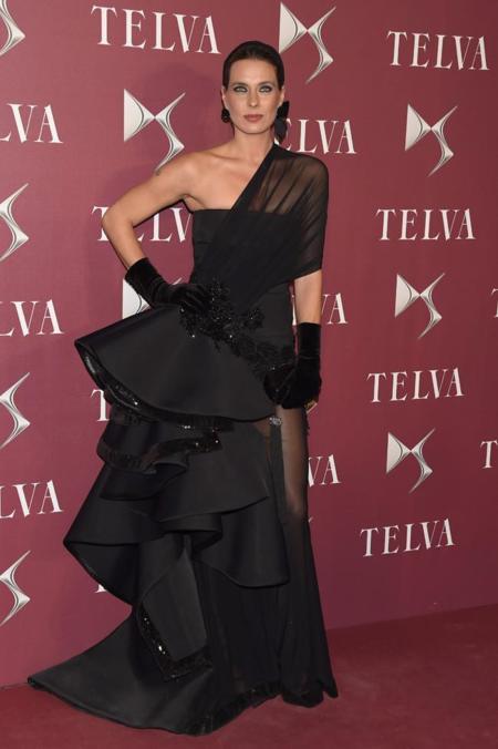 Alejandra Osborne en la entrega de premios T de Telva
