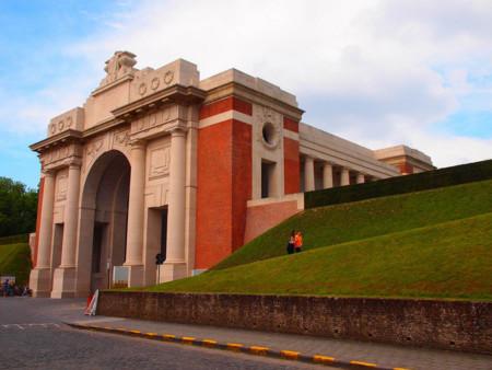 Puerta De Menin