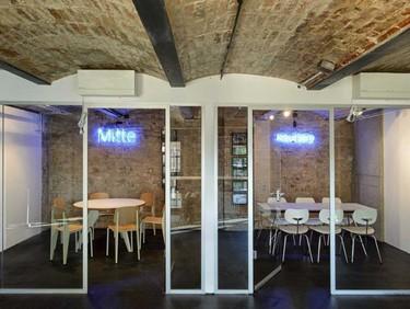 Espacios para trabajar: Las nuevas oficinas de SoundCloud son modernas y acogedoras a la vez