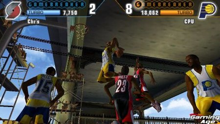 NBA Street para PSP