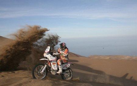 Dakar 2011: Arica - Antofagasta, etapa 7