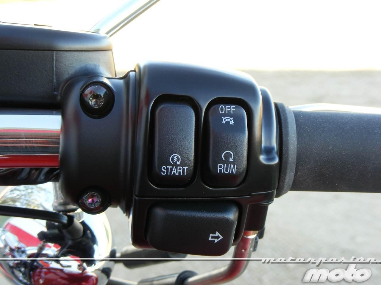 Foto de Harley-Davidson XR 1200CA Custom Limited (41/65)
