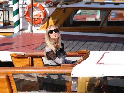 Chiara Ferragni se convierte en la estrella del Festival de Venecia