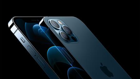 Apple Diseno Iphone 12 Pro