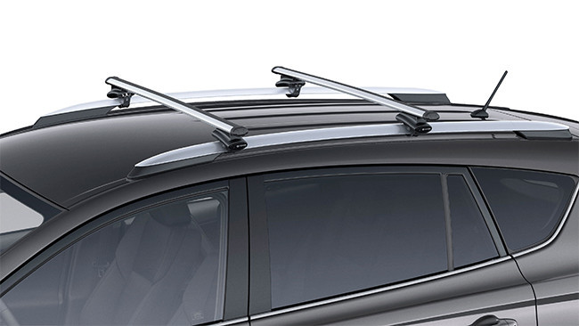 Toyota RAV4, barras
