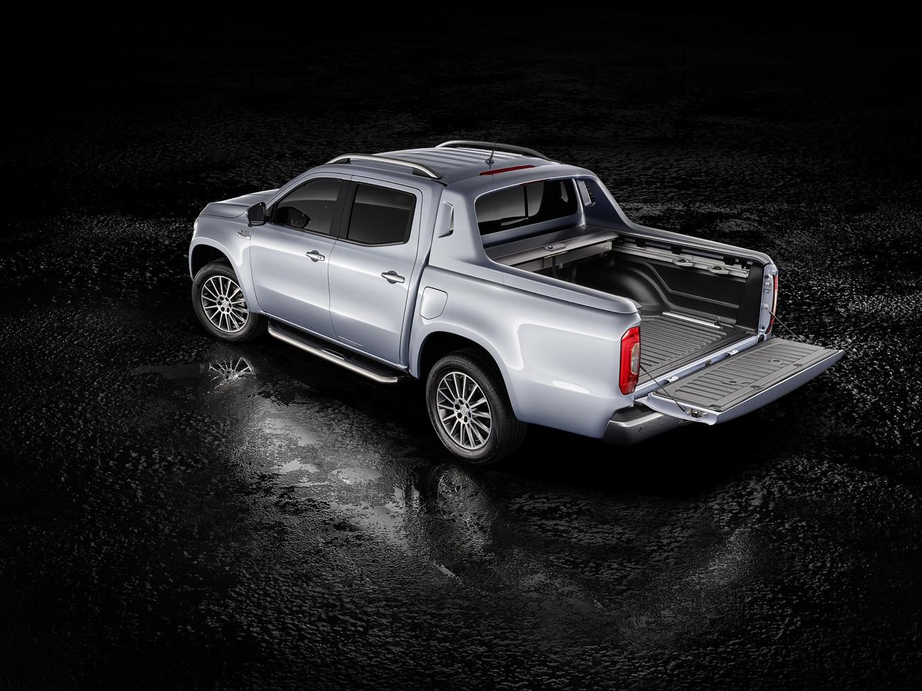 Foto de Mercedes-Benz X 350 d 4MATIC (4/5)