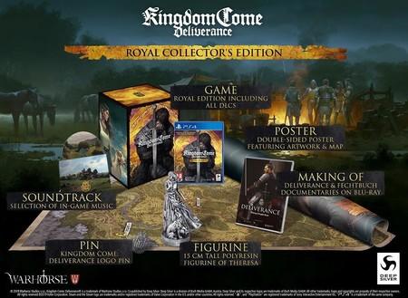 Kingdom Come: Deliverance - Edición Coleccionista