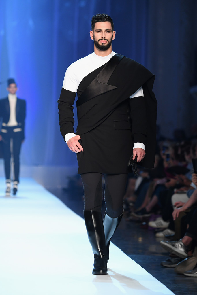 Foto de Jean-Paul Gaultier Fall-Winter 2018 - Paris Haute (4/15)