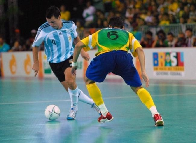 17 jugadas espectaculares de fútbol Sala Espectaculares