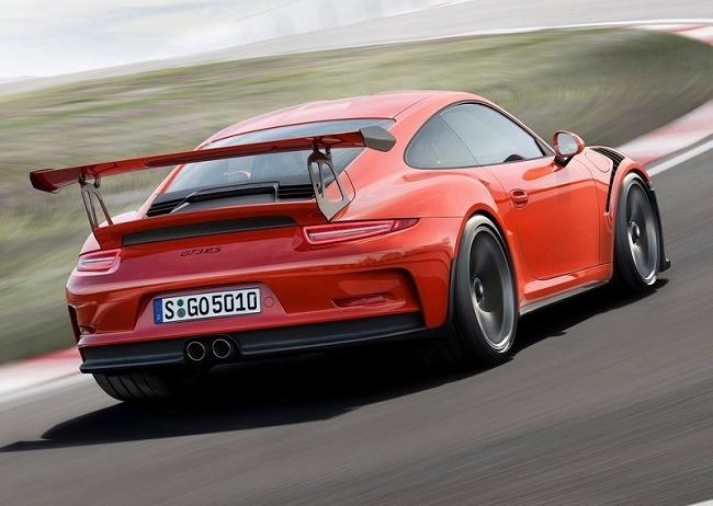 Foto de Porsche 911 GT3 RS (5/8)