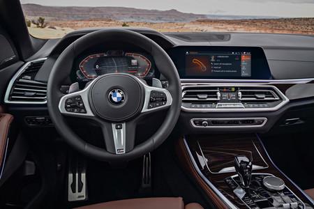 BMW X5 2018 cuadro digital