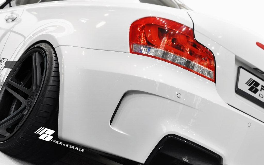 Foto de Prior Design BMW Serie 1 Coupé (26/27)
