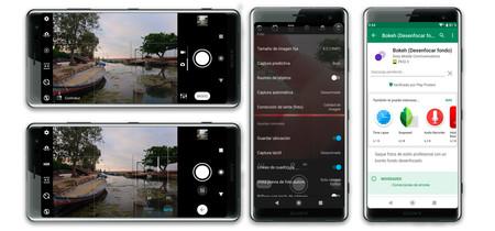 App Sony Xperia Xz3