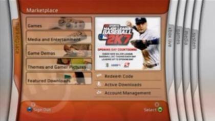 ¿Actualización del Dashboard de Xbox 360 en mayo?