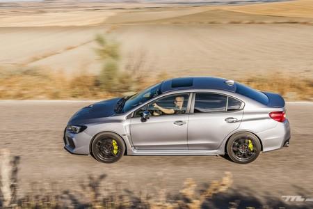 Subaru Wrx Sti 2018 Prueba 018