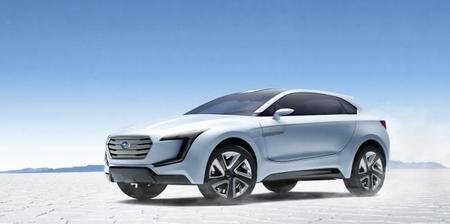 Subaru Viziv Concept, adelantando el futuro