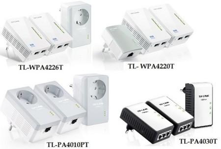 TP-Link pone a la venta nuevos kits PLC con tres adaptadores